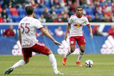 Red Bulls Ponder a Change in Formation