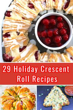 29 Best Holiday Crescent Roll Recipes - Easy Crescent Ring Recipes
