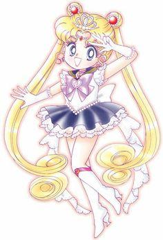 Princess sailor moon by Naoko Takeuchi