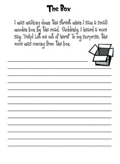 Creative writing ideas for grade 2 creative writing topics for grade 2 displaying 8 worksheets for . Writing Prompts 2nd Grade, Third Grade Writing, Writing Prompts For Writers, Writing Topics, Picture Writing Prompts, Creative Writing Prompts, Writing Lessons, Kids Writing, Teaching Writing