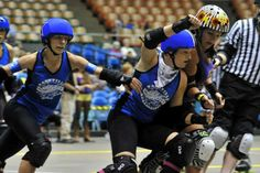 The Nashville Rollergirls head back to Municipal Auditorium this Saturday!  The skating starts at 5:30! http://www.nowplayingnashville.com/event/detail/441739128/Nashville_Rollergirls_Doubleheader