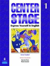 Center Stage is a four-level, four-skills course that supports learning and achievement in everyday work and life situations. Practical language and timely topics motivate adult learners to master grammar along with speaking, listening, reading, and writing skills.  Need:  4 sets of each of the Center Stage Student Book Package (Center Stage with Life Skills & Test Prep) Levels 1-4 for the Community Literacy Resource Center