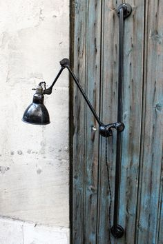 Lampe gras 215 Wall Lights, Industrial Art, Lamp, Industrial Lighting, Lighting Design, Industrial, Diy Déco, Lights, Light