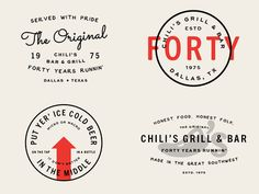 Forty Years - Chili's Grill (Andrew Littman, IMM)