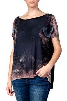 Comprar blusa-estampa-gato-usenatureza