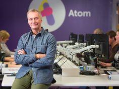 Fintech britânica Atom Bank planeja captar R$ 400 milhões em novo aporte http://conexaofintech.com.br/fintech/atom-bank-novo-investimento/