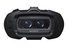 Les jumelles full HD qui filment en 2D et 3D: Sony DEV-5 by Fred Normal, via http://www.flickr.com/photos/high-tech/7465816894/in/set-72157630339940050/