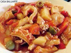 Casa Baluarte Filipino Recipes: Callos Recipe