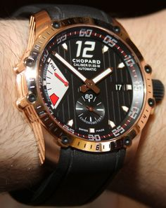 Chopard Classic Racing SuperFast Watches with In-House Movements