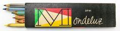 """DDR Museum - Museum: Objektdatenbank - """"Buntstifte Mondeluz"""" Copyright: DDR Museum, Berlin. Eine kommerzielle Nutzung des Bildes ist nicht erlaubt, but feel free to repin it!"""