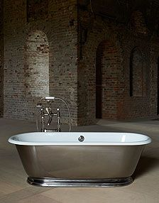 the new drummonds tamar bath with the great setting we shot in christmas
