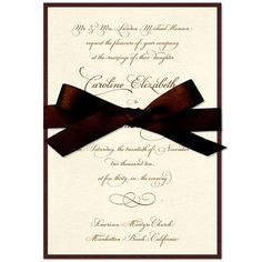 Your wedding is unique and you want your wedding invitations to be unique. Be sure to shop at The American Wedding for the latest and most modern unique wedding invitations and wedding cards. Rose Wedding Bouquet, Wedding Bows, Wedding Colors, Wedding Ideas, Wedding Inspiration, Photoshoot Inspiration, Wedding Stuff, Classy Wedding Invitations, Wedding Invitation Cards