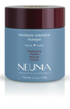 This summer, indulge with this 3 minute deep conditioning treatment. Neuma's moisture masque will leave your hair feeling rich & fortified!