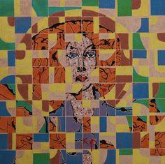 "Saatchi Online Artist Alexandre Vasilev-Vasilevsa; Painting, ""Metamorphosis "" #art"