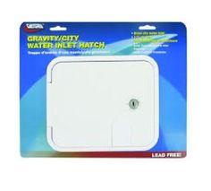 Gravity-City-Water-Inlet-Hatch-New-Caravan-RV-Accessories-Parts