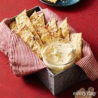Homemade Olive Oil Crackers