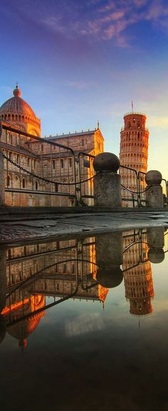 60 Most Spectacular Sights in Europe [Part 1