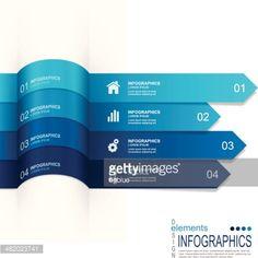Vector Art : Abstract infographics