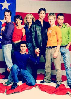 Queer As Folk - Loved the USA version as it took the characters and gave them depth and soul and then gave them  real issues that concern the LGBT community