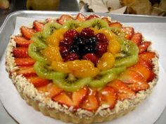 Appetizer in a glass fancy food expert experiment recipe of the food expert experiment recipe of the day delicious fruit tart cream dessert decoration forumfinder Gallery