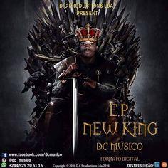 """DC Músico lança E.P """"New King"""" sua obra de estreia em formato digital https://angorussia.com/cultura/musica/dc-musico-lanca-e-p-new-king/"""