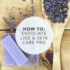 If there's one good reason to exfoliate, it's this — exfoliating is a fancy word for removing dead skin cells. When you buff off all that dead stuff on the surface, you expose the new and radiant skin underneath. Diy Face Scrub, Exfoliating Face Scrub, Body Scrub, Exfoliating Products, Exfoliating Gloves, Skin Tips, Skin Care Tips, Dry Skin On Face, Oily Skin