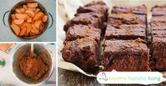 Anti-Inflammatory Sweet Potato Brownies With Only 5 Wholesome Ingredients http://bit.ly/1UOPoAG  #KnowledgeIsPower!#AwesomeTeam♥#Odycy☮:-)