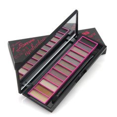 Eyeshadow Palette similar to NAKED2 by ColorOra on Etsy 12 Color #eyeshadow #palette #makeup #naked2