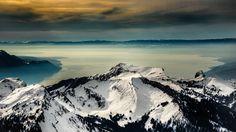 Rochers de Naye,Lac Léman by Thomas Siegenthaler on 500px