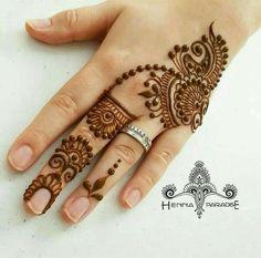 Easy Mehndi Designs, Latest Mehndi Designs, Bridal Mehndi Designs, Finger Henna Designs, Mehndi Designs For Beginners, Mehndi Designs For Fingers, Simple Mehndi Designs, Mehandi Designs, Bridal Henna