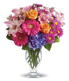 Teleflora®  Wondrous Wishes Bouquet