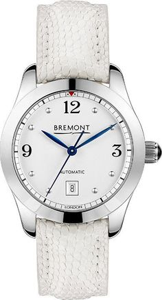 @bremontwatchcom Solo 32 AJ White Ladies #add-content #basel-17 #bezel-fixed #bracelet-strap-lizard #case-depth-9-65mm #case-material-steel #case-width-32mm #cosc-yes #date-yes #delivery-timescale-call-us #dial-colour-white #gender-ladies #limited-code #l