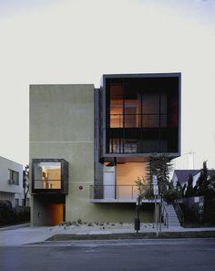 arkitekcher:  Orange Grove Lofts | Brooks + Scarpa Location: West Hollywood, California, USA
