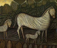 Morris hirshfield painting