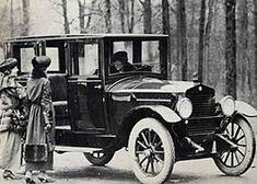 Essex (automobile) - 1919