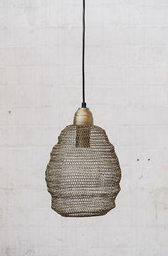 Wire Mini Ball Pendant – Urban Lighting