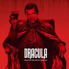 Dracula Tv, Count Dracula, Mark Gatiss, Steven Moffat, Sherlock, Ver Series Online Gratis, Werewolf Hunter, Vampire Stories, Vampires And Werewolves