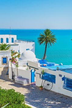 13 - Sidi Bou Said, Tunisia 25 of the Most Beautiful Villages in the World