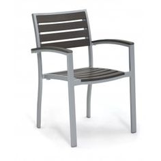 Miami Arm Chair   Aluminum Patio U0026 Restaurant Furniture