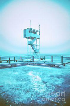 Berlin, Water Rescue, Wind Turbine, Display Ideas, Photograph, Interiors, Design, Art, Fotografie