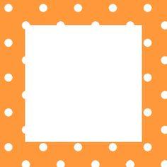 square orange dot