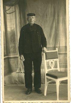 Jacobus Jansen, ca. 1900