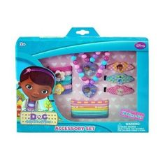 Doc McStuffins Jewelry and Hair Accessory Set Only $10.99! (reg. $24.99)  becomeacouponqueen.com