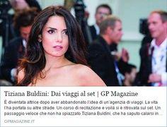 Tiziana Buldini Attrice