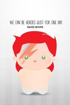 Podemos ser heróis apenas por um dia