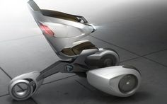 Peugeot XB1 concept - | wordlessTech – Design Nature Science