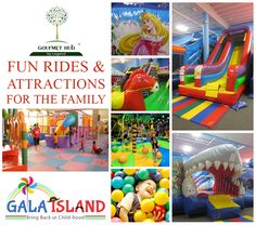 Hey Kids, we have lots of entertainment activites for you too at Legend Gourmet Hub, Gala Island.. soon you will get unlimited exciting experience at Gourmet Hub.. #Gala #Island a #kids and Family #entertainment world.