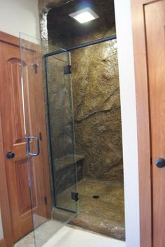 cement shower stall | Concrete Shower Stall