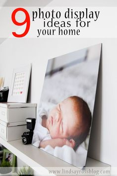 Great inspiration for displaying your photos in your home (or office). If you need some ideas on AWESOME wall displays, check these out! http://lindsayrossblog.com/2014/09/nine-different-photo-display-ideas-for-your-home/