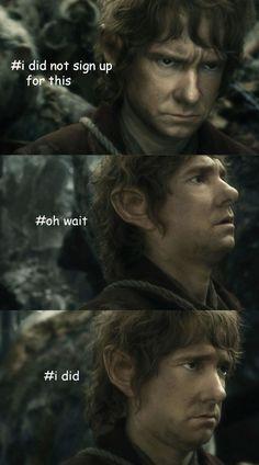 Memes like this make it obvious that our fandom needs the next hobbit movie. Jrr Tolkien, Beau Film, Thranduil, Legolas, Baggins Bilbo, Thorin Oakenshield, O Hobbit, Hobbit Funny, Bilbo Baggins